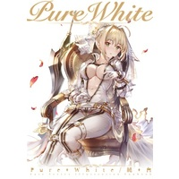 Doujinshi - Illustration book - Fate Series / Nero Claudius & Astolfo (Pure White) / Nanaho Denko