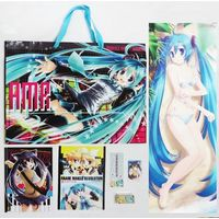 Doujinshi - VOCALOID / Hatsune Miku (【C76セット】A・M・R(RIDE-ON! +グッズ6点)) / A.M.R.