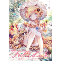 Doujinshi - Illustration book - Felidae / Molamola