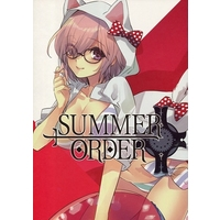 Doujinshi - Illustration book - Fate/Grand Order / Mash Kyrielight (SUMMER ORDER) / fujitsubo-machine
