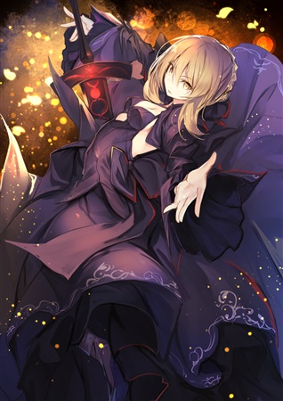 Doujinshi - Illustration book - Fate/Grand Order / Saber & Saber Alter & Mysterious Heroine X & Jeanne d'Arc (Alter) (AltriaFacesCollection夏) / Yokkora Pencil