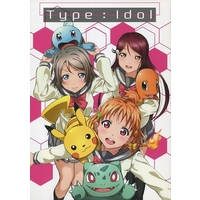 Doujinshi - Illustration book - Type:Idol / ・+Chips