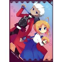 Doujinshi - Fate/stay night / Saber & Archer (IMPERIAL ATTACK!) / IMPERIAL