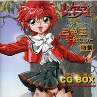 Doujin CG collection (CD soft) - Magic Knight Rayearth
