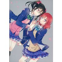 Doujinshi - Anthology - Love Live / Maki & Nico (初恋エチュード) / meita