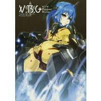 Doujinshi - Illustration book - Phantasy Star (V.R.0) / Ando Six Gates