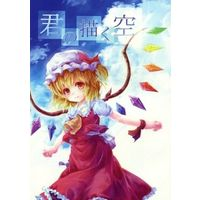 Doujinshi - Touhou Project / Flandre Scarlet (君の描く空) / 木漏れ陽ぱれっと