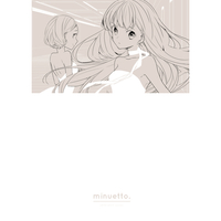 Doujinshi - Illustration book - minuetto. / 音楽