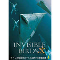 Doujinshi - Illustration book - INVISIBLE BIRDS 改 / 銀翼航空工廠