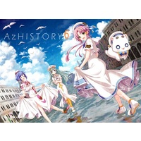 Doujinshi - Illustration book - AzHISTORY6 / LOLLIPOP