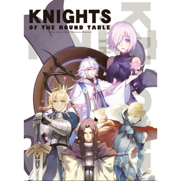 Doujinshi - Illustration book - Fate/Grand Order / All Characters (Fate Series) (Knights of the Round Table) / R.I.N