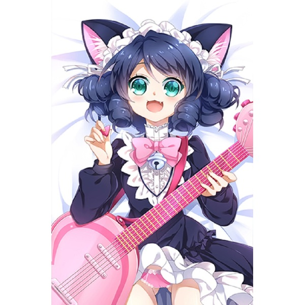 Dakimakura Cover - SHOW BY ROCK!! / Cyan