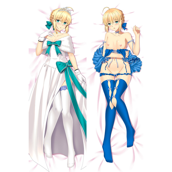 Dakimakura Cover - Fate Series / Saber