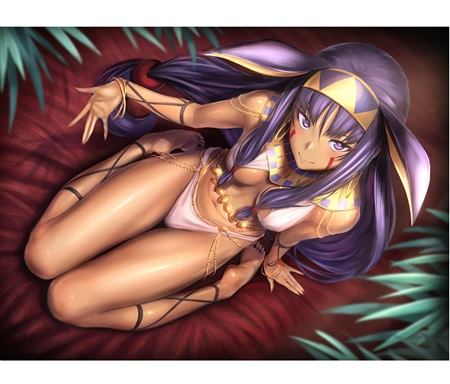 Tapestry - Fate/Grand Order / Nitocris (Fate Series)