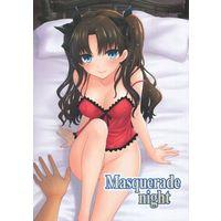[Adult] Doujinshi - Fate/stay night / Rin Tohsaka (Masquerade night) / BEAT‐POP