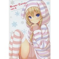 Doujinshi - Illustration book - Shokugeki no Soma / Nakiri Erina (Sugar Candy vol.4) / Sugar*Berry*Syrup
