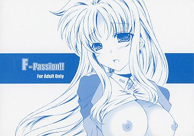 [Adult] Doujinshi - Magical Girl Lyrical Nanoha (F-passion!!) / PINK PASSION!!