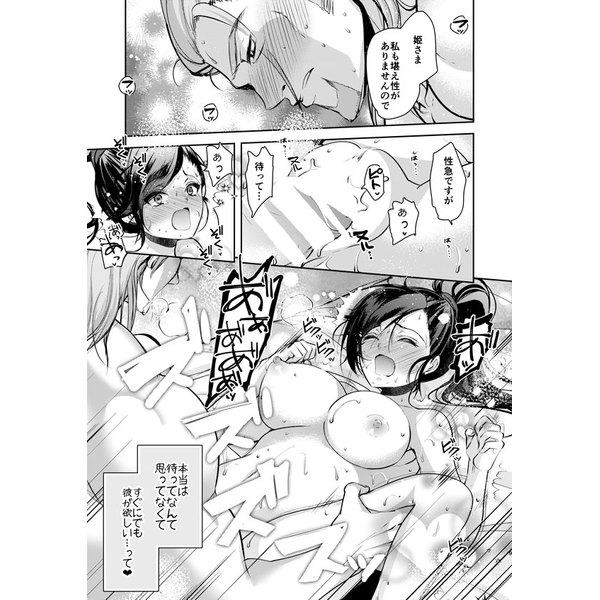 [Adult] Doujinshi - Dragon Quest / Martina (私が愛した勇者の盾) / chocolate Lv.5