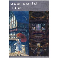 Doujinshi - Illustration book - upar world 1+2 / うーぱー屋さん