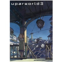 Doujinshi - Illustration book - upar world 3 / うーぱー屋さん