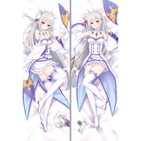 Dakimakura Cover - Re:Zero / Emilia