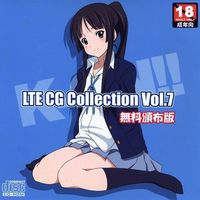 Doujin CG collection (CD soft) - K-ON!