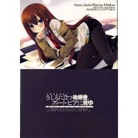 Plastic Folder - Steins;Gate / Makise Kurisu