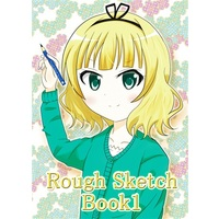 Doujinshi - Illustration book - Rough Sketch Book1 / 藤中工房