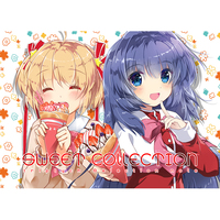 Doujinshi - Illustration book - SWEET COLLECTION / triptych