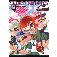 Doujinshi - Illustration book - Splatoon (SQUID FAN ARTS 2) / PANI