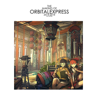 Doujinshi - Illustration book - THE  MAKING OF  ORBITALEXPRESS  2014-2018 / Orbital Express