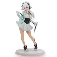 SQ Figure (Banpresto) - Hentai Figure - Super Sonico / Sonico