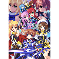 Doujinshi - Magical Girl Lyrical Nanoha / Nanoha & Kyrie Florian & All Characters (Lyrical Nanoha) & Iris (NANO:Re collection) / Upa Goya