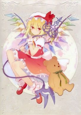 Plastic Sheet - Touhou Project / Flandre Scarlet