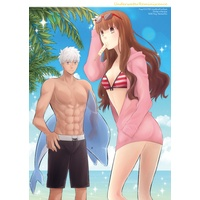 Doujinshi - Fate/EXTRA / Archer & Kishinami Hakuno & Archer (【弓女主本】UnderwaterReminiscence) / Private Mail Order