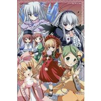Postcard - Rozen Maiden / All Characters