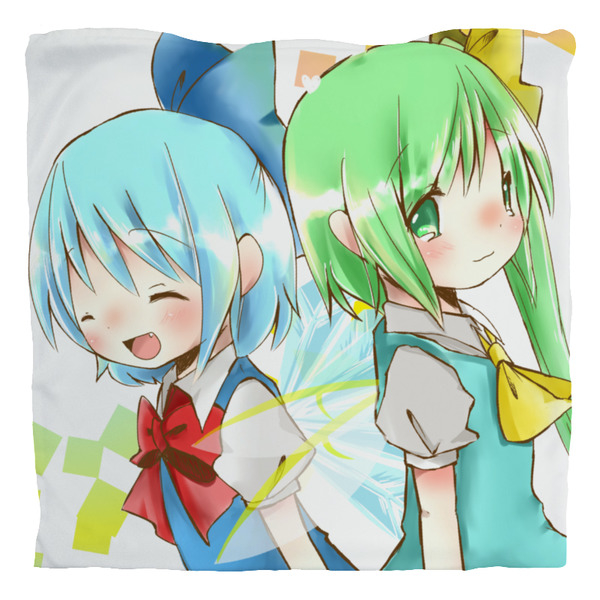 Cushion Cover - Touhou Project / Cirno & Daiyousei