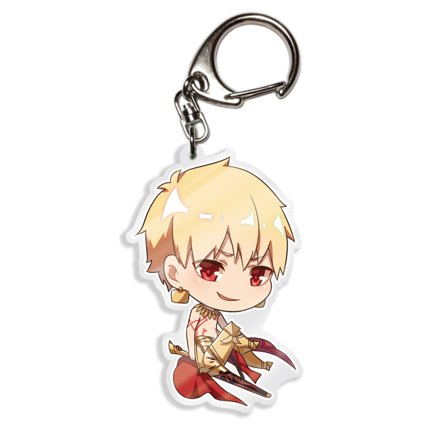 Key Chain - Fate/Grand Order / Gilgamesh