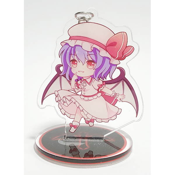 Key Chain - Touhou Project / Remilia Scarlet