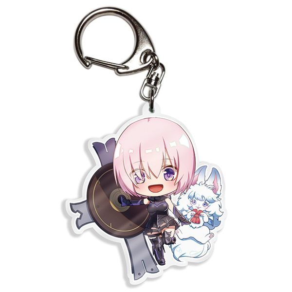 Key Chain - Fate/Grand Order / Mash Kyrielight