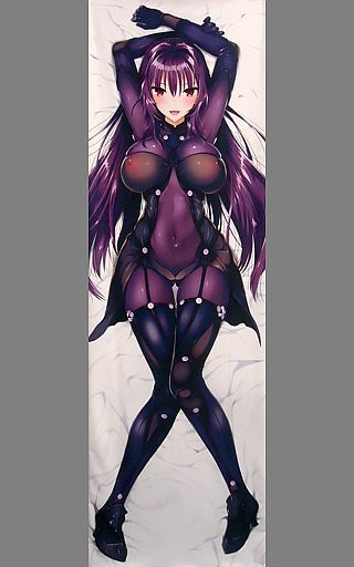 [Hentai] Dakimakura Cover - Fate/Grand Order / Scathach