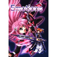 Doujinshi - Illustration book - Magical Girl Lyrical Nanoha / Takamachi Nanoha (Emotions) / 鎧兎