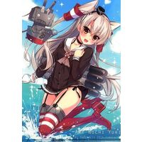 Plastic Folder - Kantai Collection / Amatsukaze & Ryuhou