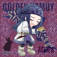 Hand Towel - Golden Kamuy / Asirpa