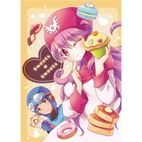 Doujinshi - Dragon Quest / Prince of Lorasia & Prince of Cannock & Princess of Moonbrooke (Sweets★Sweets) / あがた饅頭