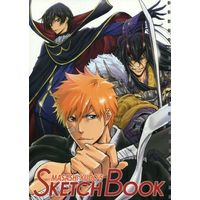Doujinshi - Bleach (MASASHI KUDO'S SKETCH BOOK) / 半ライス大盛