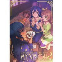 Doujinshi - Illustration book - MY VISION vol2 / 東京組体操組 (Toukyoukumi Taisougumi)