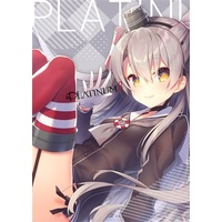 Doujinshi - Illustration book - PLATINUMβ / Hya-ZokuSEi