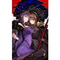 Tapestry - Fate/Grand Order / Scathach & Scathach-Skadi