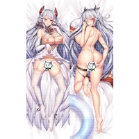 [Adult] Dakimakura Cover - Illustration Card - Azur Lane / Prinz Eugen & Taihou